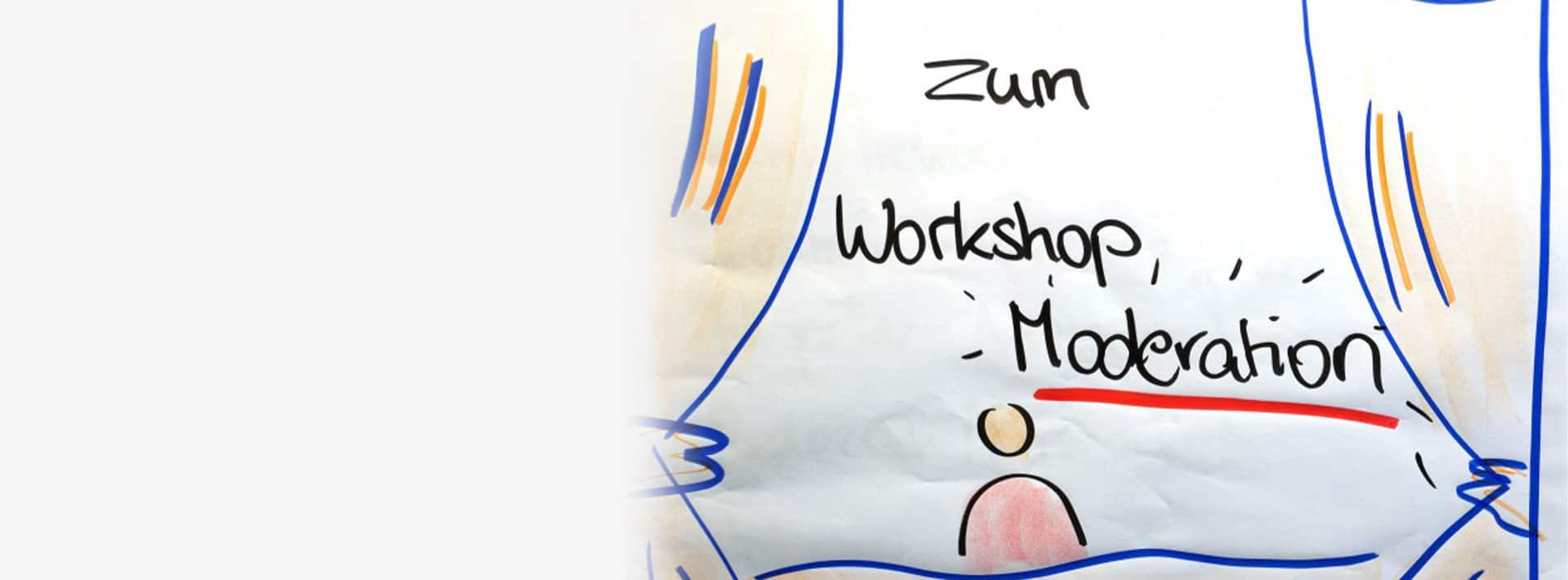 Workshop für erfolgreiche Moderation Blogbeitrag