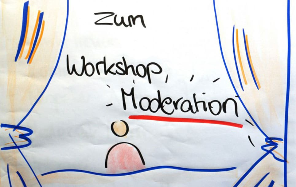 Workshop für Moderation