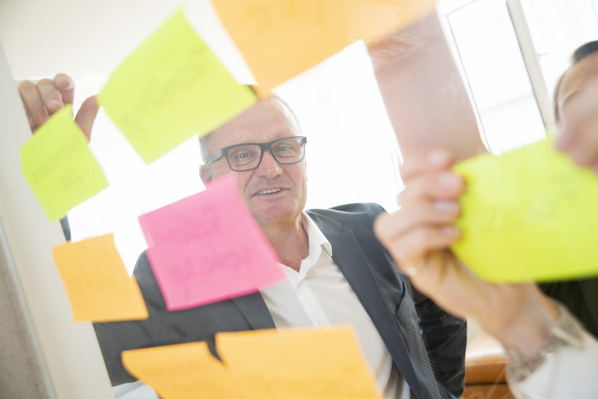 Change Management für nachhaltigen Wandel