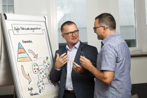 Change Management: Veränderung aktiv gestalten