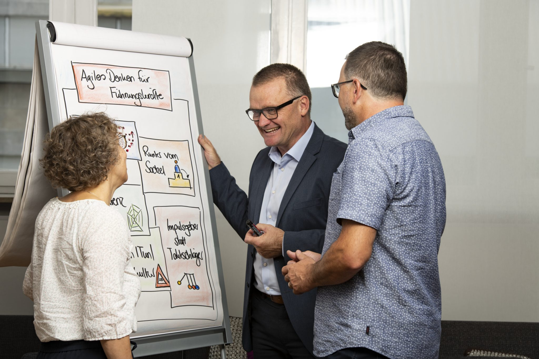 Führungskräftecoaching und Training für Führungskräfte bei Dirk Beiser