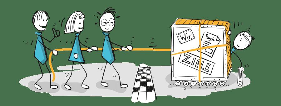 Soziale Kompetenz und fachliche Qualifikation