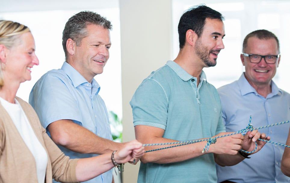 Teamcoaching und Beratung für bessere Kommunikation