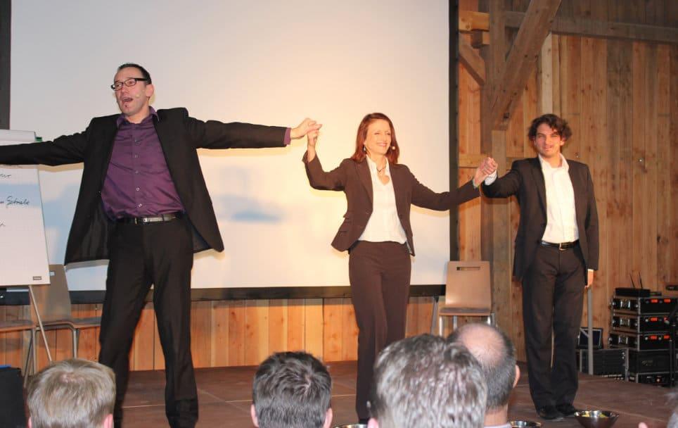 Unternehmenstheater zeigen wie es geht