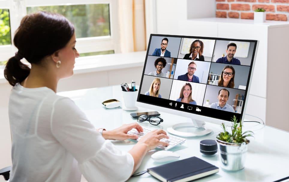 Neues Webinar: Guter und professioneller Auftritt in der Videokonferenz oder dem Online Workshop