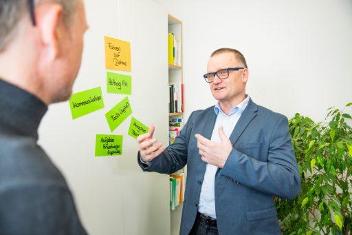 Souveräne Workshopmoderation und Selbstpräsentation